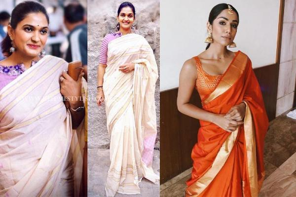 The Ultimate Guide To Party Wear Sarees