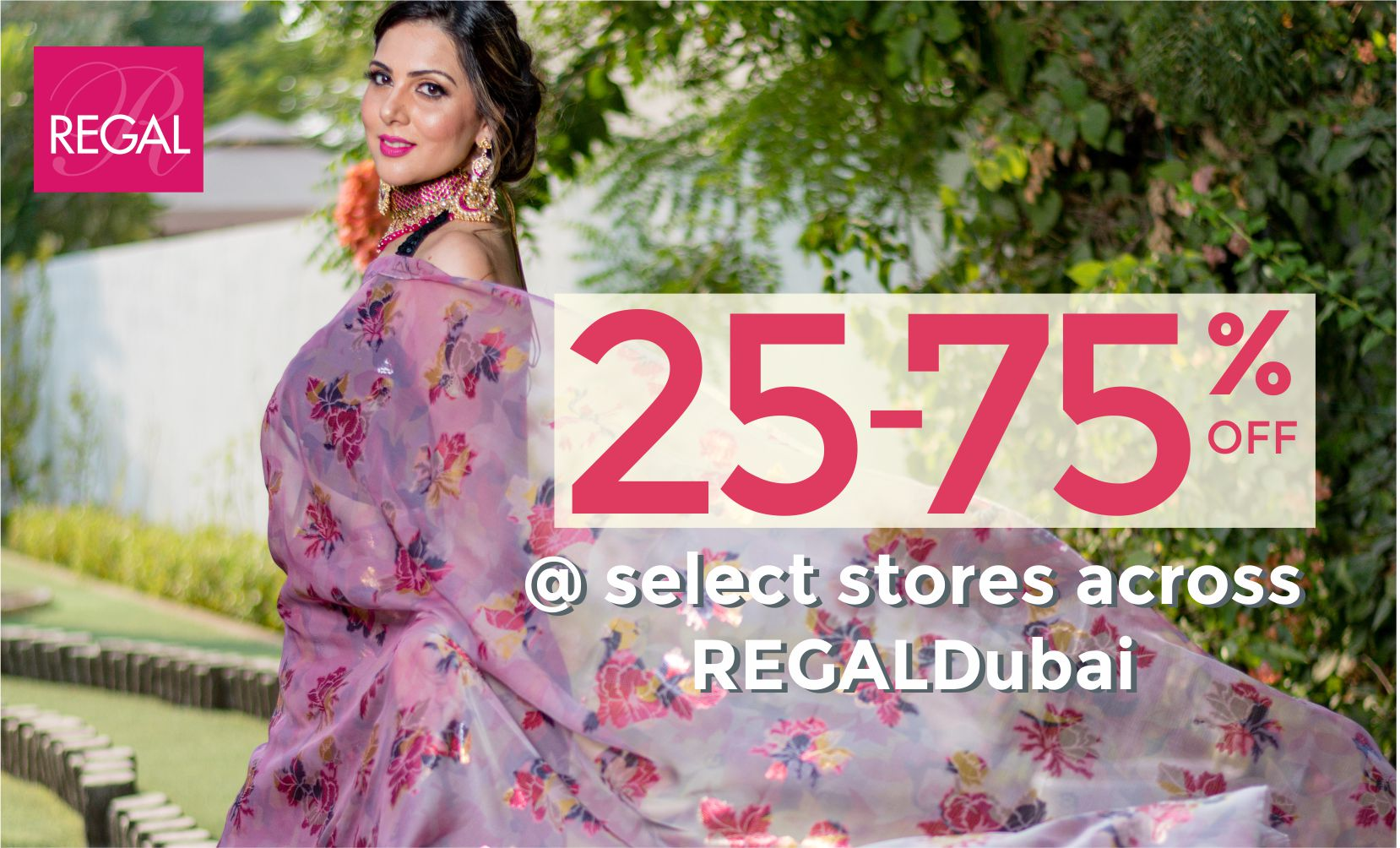 Anniversary Sale at select stores in Dubai